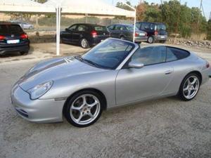 Porsche 911 Carrera Cabriolet 320CV