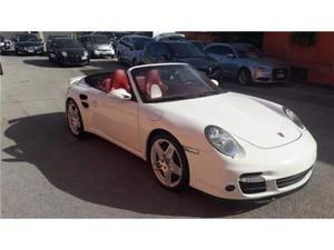 Porsche 911 Turbo Cabriolet Full Optional