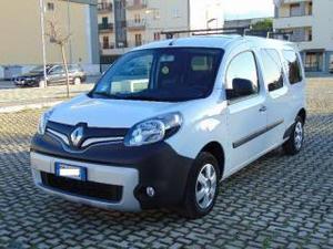 Renault kangoo 1.5 dci 110cv 5 porte stop & start wave n1