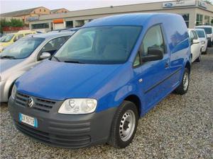 Volkswagen caddy van 2 posti 2.0 metano 109 cv