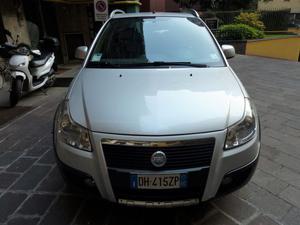 Fiat Sedici, 1.6 benzina, 4x4