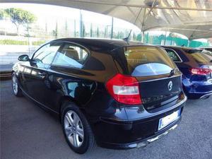 BMW 118 Serie 1 (E81) cat 3 porte Eletta DPF