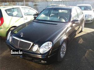 Mercedes-Benz E 270 CDI cat Elegance AUT