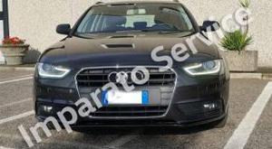 Audi a4 avant 2.0 tdi clean diesel business