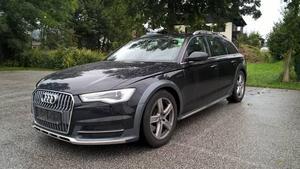 Audi a6 allroad 3,0 tdi intense quattro tiptronic