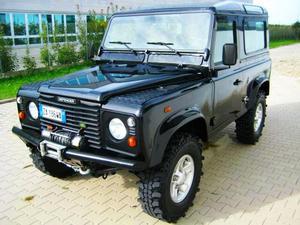 Land rover defender  td5 station wagon se