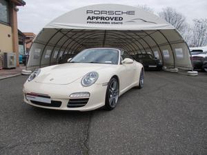 Porsche 911 Carrera 911 Carrera 4 Cabriolet