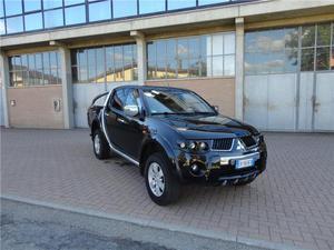 Mitsubishi l di-d/136cv double cab insport