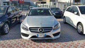 Mercedes-benz c 220 d premium (bt) auto