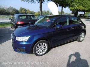 Audi a1 spb 1.6 tdi 116 cv attraction