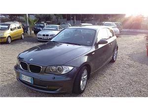 BMW 120 Serie 1 (E81) cat 3 porte Eletta DPF