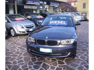 BMW 120 Serie 1 (E81) cat 3 porte Futura DPF