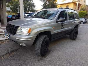 Jeep Grand Cherokee 4.7 V8 cat Limited kit di rialzo