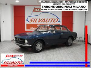 ALFA ROMEO GT  JUNIOR TIPO  - ISCRITTA ASI rif.