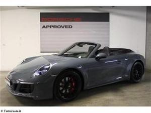 Porsche CARRERA GTS CABRIOLET