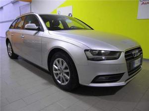 Audi A4 Avant 2.0 TDI 177CV NAVI- 24 MESI GARANZIA!