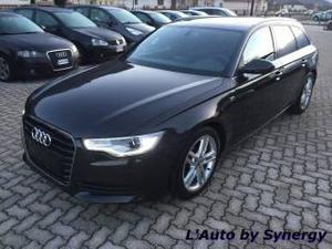 Audi a6 avant 2.0 tdi 177 cv multi ambiente sline