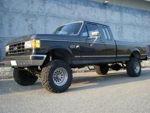 Ford f 250 big-big unicaaaa. (permute) cambio meccanico