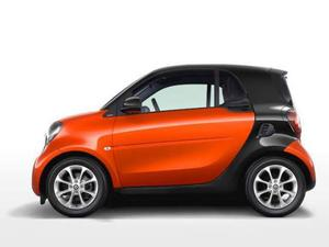 Smart forTwo  twinamic Passion