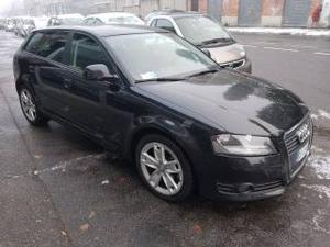 Audi a3 spb 2.0 tdi 170 cv f.ap. s tronic ambition