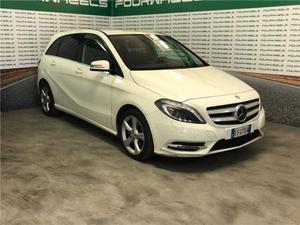 Mercedes-Benz B 180 CDI Premium AUTOM. auto ex taxi