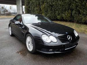 Mercedes-benz sl 55 amg aut.