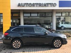 Subaru outback aperti domenica - 2.0d-s lineartronic