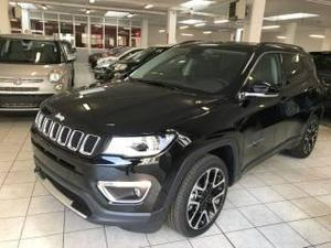 Jeep compass 1.6 multijet ii 2wd limited + interni in pelle