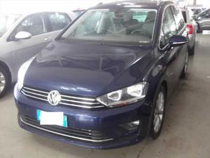 Volkswagen Golf Golf Sportsvan 1.6 TDI 115CV DSG Executive