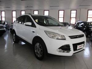 Ford kuga 2.0 tdci 115 cv 2wd titanium - unico proprietario