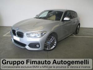 BMW 118 d Msport Aut. Garanzia 48 mesi rif.