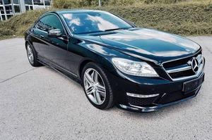 Mercedes-benz cl 63 amg amg bi turbo performance