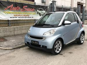 SMART ForTwo  kW MHD cabrio EDITION LIMITED TWO rif.