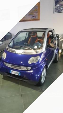 Smart city coup cabrio