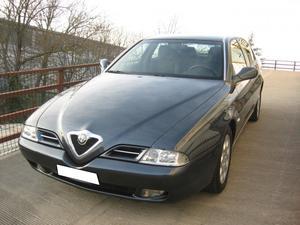 Alfa Romeo 166 twin spark
