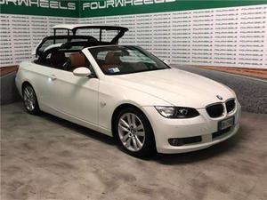 BMW 335 i CABRIO Futura C. AUT. - NAVI-PELLE