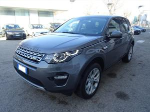 Land Rover Discovery Sport Discovery Sport 2.0 TD CV
