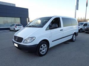 MERCEDES-BENZ Vito  CDI PC-SL Kombi Long rif.
