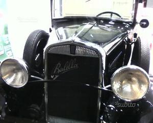 FIAT 508 BALILLA CAMIONCINO