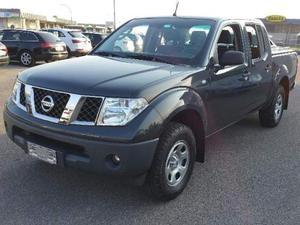 Nissan Navara 2.5 dCi 4 porte Double Cab