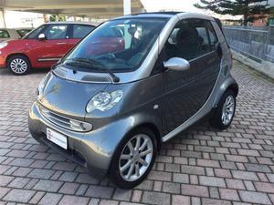 smart city coupé/cabrio 600 smart cabrio & passion (40 kW)