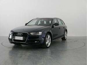 Audi A4 Avant A4 Avant 2.0 TDI 190 CV clean diesel quattro S