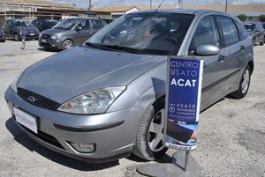 Ford Focus 1.8 TDCi (115CV) cat 5p. Ghia