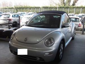 Volkswagen Maggiolino New Beetle 1.9 TDI 101CV Cabrio