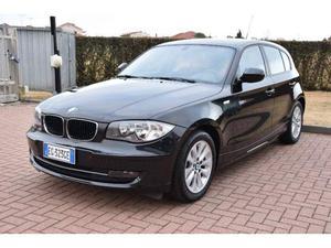 BMW 118d CV cat 5 porte Eletta DPF del