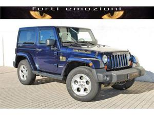 Jeep wrangler 2.8 crd dpf limited edition