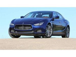 Maserati Ghibli 3.0 Diesel VETTURA IN ARRIVO