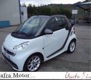 Cercasi Smart ForTwo Cabrio forTwo fourtwo seconda serie