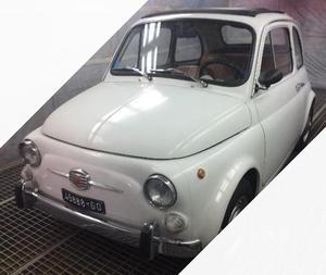 FIAT Cinquecento - Anni 60