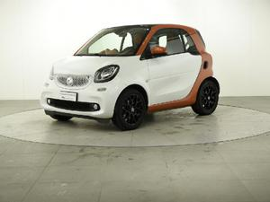 Smart ForTwo Coupe fortwo  twinamic Sport edition 1